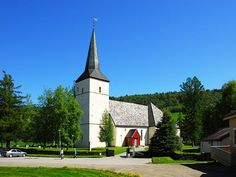 Selbu Church  - possibly where my relatives were baptized.