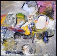 X1974.04.03, Balkan, 1956, Milton Resnick, oil on canvas