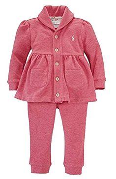 NWT Ralph Lauren Baby Girls Polo Fleece Hoodie & Pant Hoo... https://www.amazon.com/dp/B072FHB6M2/ref=cm_sw_r_pi_dp_x_VG7gzbQJ69KMS