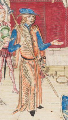 Diebold Schilling, Amtliche Berner Chronik, Bd. 1 Bern · 1478-1483 Mss.h.h.I.1  Folio 444