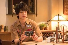 This is  a cute movie. Click the link to check my review. Thanks. Japanese Drama, Japanese Boy, Time Skip, Teary Eyes, Drama Movies, Thought Provoking, Time Travel, Life Lessons, Favorite Quotes