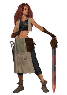 ArtStation - blacksmith, jo gwanguk Fantasy Character Design, Character Creation, Character Design Inspiration, Character Art, Character Reference, Dnd Characters, Fantasy Characters, Female Characters, Htf Anime