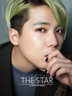 2015.04, The Star, F.T. ISLAND, Lee Hongki