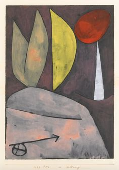 PAUL KLEE /IN STELLUNG (IN POSITION)