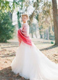 Pink bridal inspiration ~ Marta Locklear