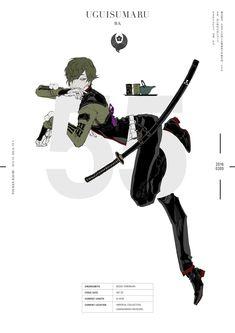 【刀剣乱舞】一期一振、鶯丸、鶴丸 Tubotter Girl's Side ~喪女的にツボったものまとめ~