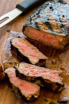 World's Best Steak Marinade Recipe. Mom's Easy Marinated Flank Steak The Seasoned Mom. The Best Skirt Steak Marinade Plain Chicken. Good Steak Recipes, Meat Recipes, Dinner Recipes, Cooking Recipes, Fun Recipes, Sauce Recipes, Steak Marinade Recipes, Grilled Steak Recipes, Strip Steak Marinade