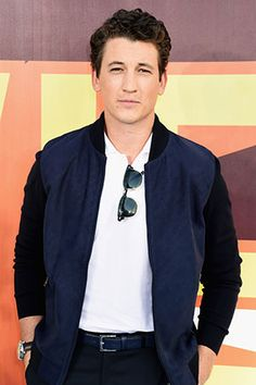 Miles Teller just became a real-life superhero (no, really!)