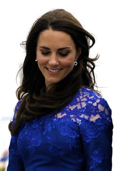 Catherine, Duchess of Cambridge at Quebec City Hall for the Freedom of the City ceremony, July 3, 2011.