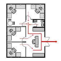 Office Evacuation Plan    Emergency Planning Examples