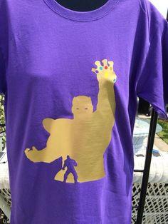 Thanos Silhouette T-Shirt Cool Artwork, Colorful Shirts, Decals, Silhouette, Women, Tags, Women's, Decal, Silhouettes