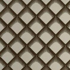 Geometryczny wzór Art - Deco od Neisha Crosland / Geometric pattern Art - Deco from Neisha Crosland