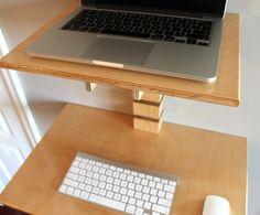 Image result for laptop standing desk
