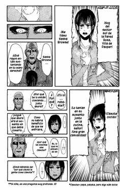 Shingeki no Kyojin manga capitulos 15 en Español Página 16