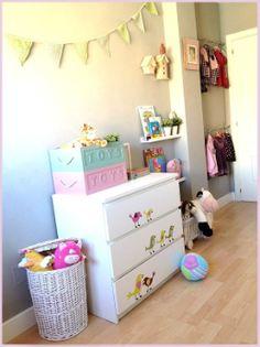Como decorar el cuarto del bebe