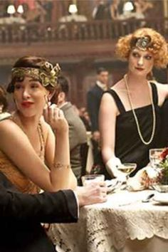 The Great Gatsby Fashion |