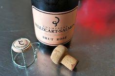 Billecart-Salmon Brut Rose, mmmmm...
