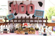 farm birthday party for boys www.spaceshipsandlaserbeams.com