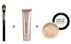 For your face makeup to last, you want to make sure you have these foundation essentials on hand