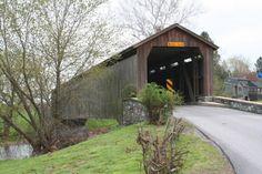 Covered Bridge......Lancaster, Pa