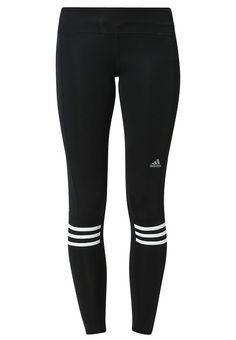 52ac6dd57e882 Vêtements sport adidas Performance RESPONSE - Collants - black white noir   52