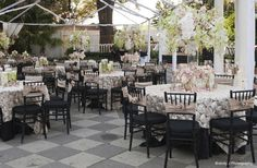 New Orleans Weddings and Events Florist and Candle Decor