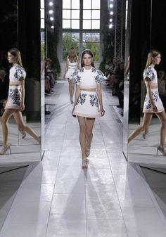 Défilé Balenciaga - Glamour