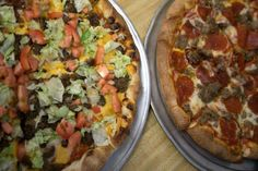 Romito's, 6474 Brecksville Road, Independence; 216-524-5905 - In addition to pizzas, Romito's full menu includes sandwiches, ribs, wings, party trays and pasta dishes.