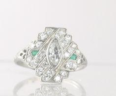 Diamond and Emeralds