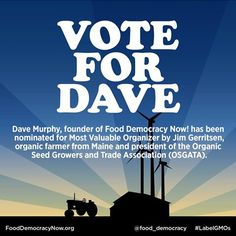 Vote for Dave Murphy for Most Valuable Organizer! Details here: http://rootscamp.neworganizing.com/awards/2013/mvo/entry/dave-murphy