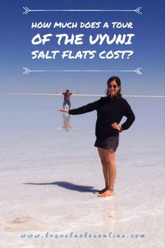 Are the Uyuni Salt Flats on your bucket list and want to know how much a trip there would cost you? Take a look at this post. #bolivia #southamerica #backpacking #sustainability #travellingonabudget Bolivia Salt Flats, South America, Worlds Largest, Backpacking, Sustainability, Bucket, Tours, Landscape, Travel