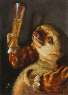 To Sloth, Or Not To Sloth