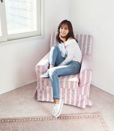 170413 BLACKEY Jeans update SNSD Yuri