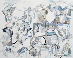 Brian Coleman, 'To Feel As You Feel', Mixed Media on Canvas, 48x60 -  Anne Irwin Fine Art