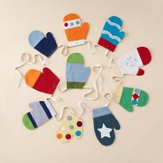 Holiday craft to try with Spencer. Use construction paper and have him glue on decorations.