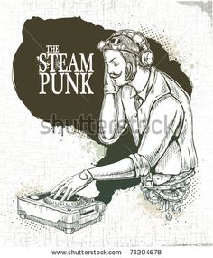 http://image.shutterstock.com/display_pic_with_logo/203698/203698,1300193248,3/stock-vector-steampunk-musical-poster-with-retro-styled-dj-layered-vector-eps-illustration-73204678.jpg