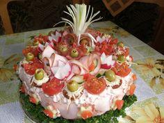 Slaný dort - květen 2010 - 2,2kg