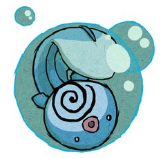 9875af9b Poliwag WWS by the19thGinny on DeviantArt Pokemon Tattoo, Kids Rugs,  Deviantart, Artwork,
