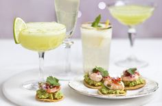 These tostadas are creamy and luxurious with the freshness of prawn and are sure to be a party hit!