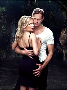 Eric! Get your hands of Sookie! She belongs to Bill!