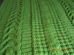 MB s Signature Afghan - a cozy Celtic throw. Mbs 484c1c605