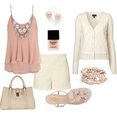 Pastel Delight, created by tammietoo2 on Polyvore
