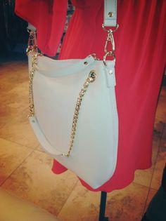 Michael Kors crossbody bag in Vanilla