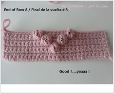 My Crochet , Mis Tejidos: Granny with a Puff Stitch Heart - Tutorial # 1 - First Part...who wants to be part of this tutorial?...Quien quiere ser parte de este tutorial?