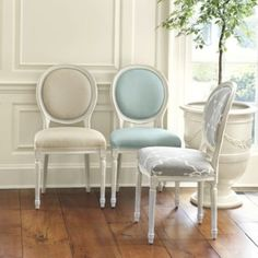 Bring Home Ballard Oval Louis Side Chair traditional chairs Game Table And Chairs, Side Chairs, Dining Chairs, Dining Room, New Furniture, Online Furniture, Furniture Design, Traditional Chairs, Traditional Furniture
