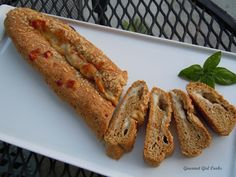 flax baguette