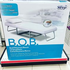 Allow me to introduce B.O.B. aka Bed Ottoman Bench  #life #travel #tourism #innovation #tech #inspiration #motivation #relax #cool #influence