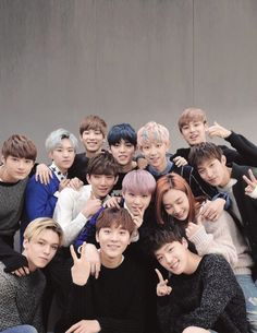 Seventeen  The8's hair thoughh