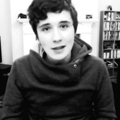 Why is he so adorable<<<BECAUSE OF THE HOBBIT HAIR!!!