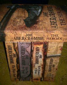Joe Abercrombie    http://feuerzeug.wordpress.com/2012/02/17/till-vags-ande-och-varldens-slut/